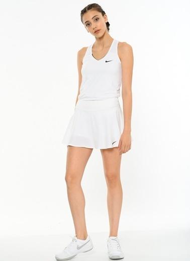 Nike Mini Spor Etek Beyaz